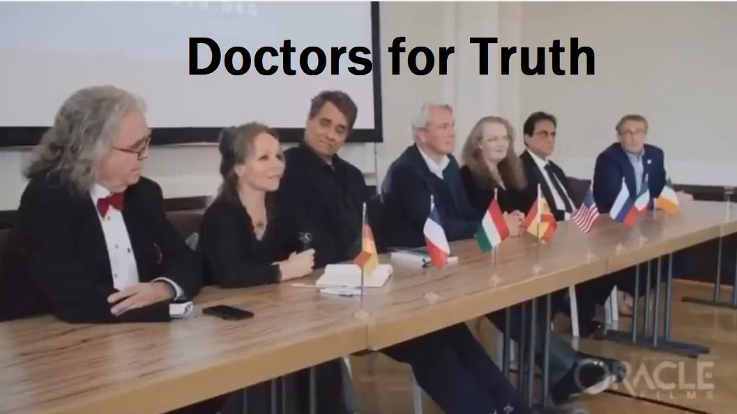 """""""Medici pentru Adevăr"""": Zeci de mii de profesioniști medicali dau în judecată Olanda pentru sfârșitul tiraniei COVID (video)"""