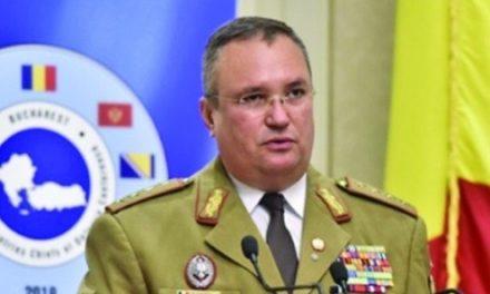 Ciucă pregătește o nouă structură militară pentru controlul populației