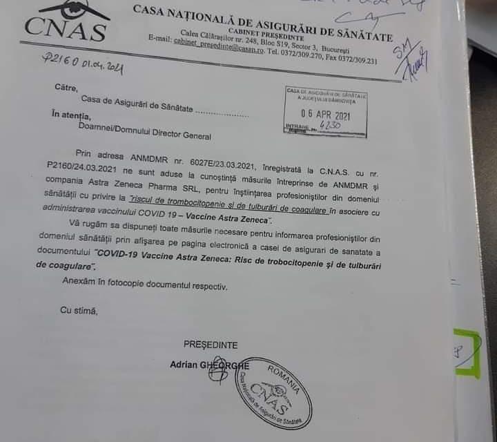 Un nou episod din ciclul: antiromânism la paroxism!!! – Dovada complicității statului român la genocidul în plină desfășurare.