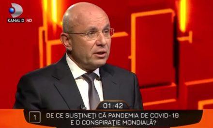 De ce susțin că pandemia de COVID-19 este o conspirație mondială – Cosmin Gușă (video)