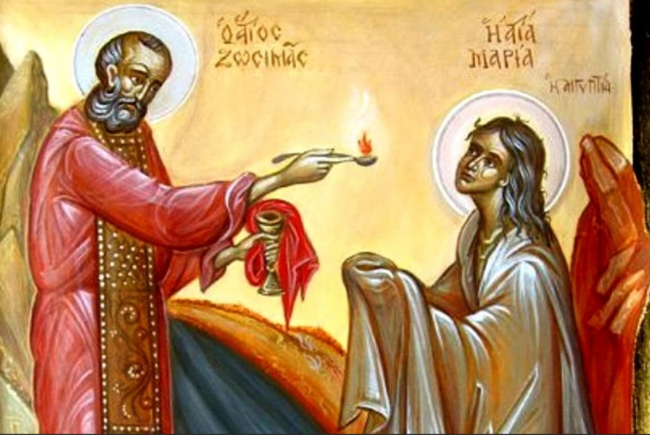 Predica Părintelui Antonie la Duminica a V-a din Post (a Cuv. Maria Egipteanca) – 18 aprilie 2021