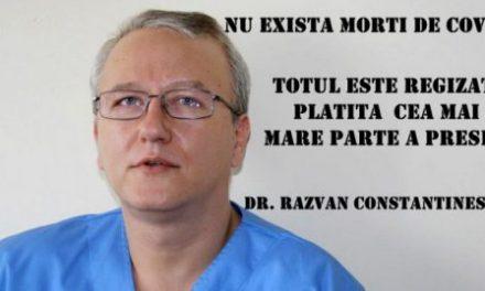"""Dr. Răzvan Constantinescu: """"Avem o gașcă de derbedei care pun jos spital după spital"""""""