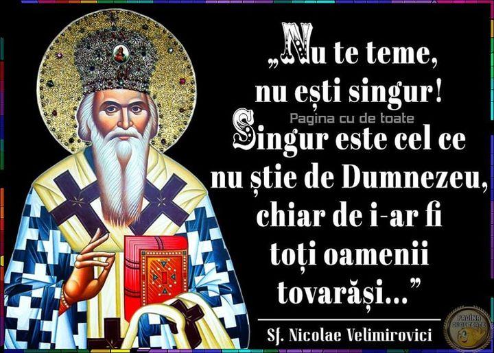 Sfântul Nicolae Velimirovici – Gânduri pentru Sfântul și Marele Post – Săptămâna a 5-a (video)