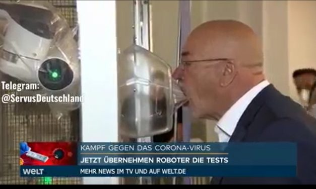 Noua normalitate la știri în Germania. (video)