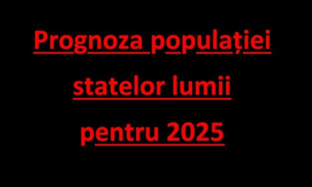 S-CĂDERE LIBERĂ. Estimările gradului depopulării pentru 2025 (video)