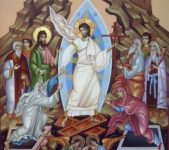 Predica Părintelui Ieronim la Învierea Domnului (Sfintele Paști). Duminica Sfintei Învieri – 2 mai 2021