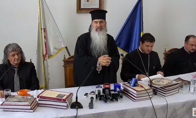 """Simpozionul """"Tomisul, izvor cultural și spiritual în promovarea identității românești…"""" (video)"""