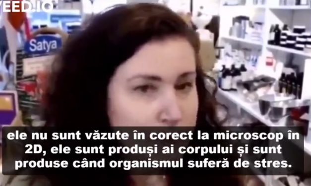 VIRUSUL ÎL POȚI LUA NUMAI PRIN VACCINARE! DR. AMANDA VOLLMER VORBIND DESPRE MUNCA DR. STEFAN LANKA