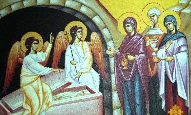 Predica Părintelui Ieronim la DUMINICA MIRONOSIȚELOR – 16 mai 2021