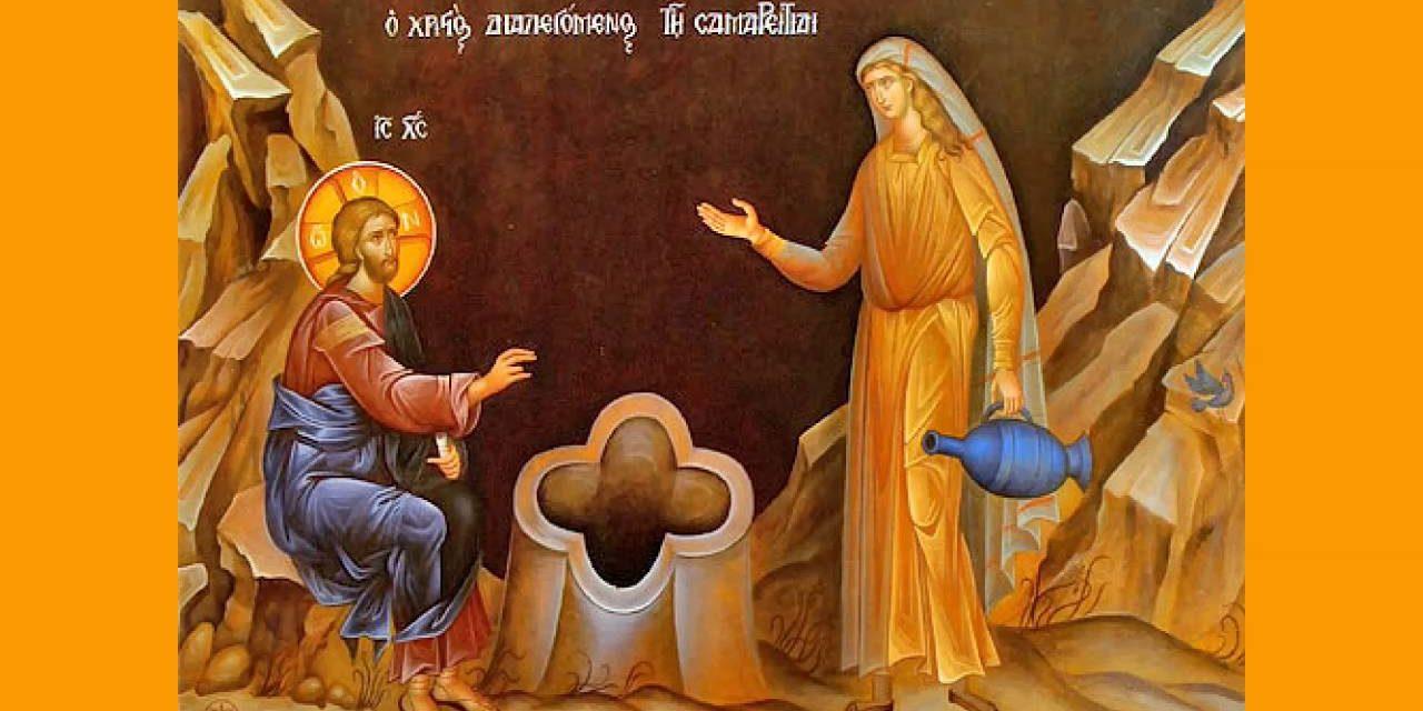 Predica Părintelui Antonie la Duminica a 5-a după Paști (a Samarinencii) – 30 mai 2021