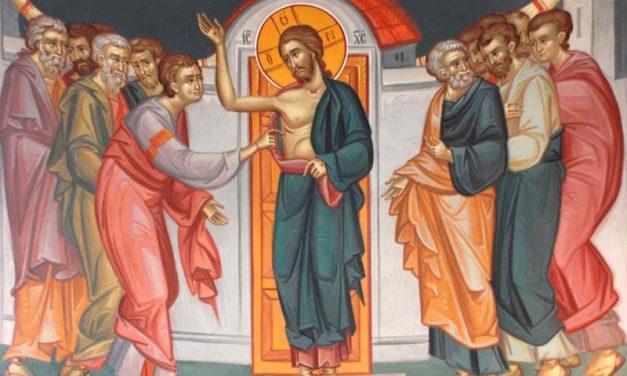 Predica Părintelui Ieronim la Duminica Tomii – 9 mai 2021