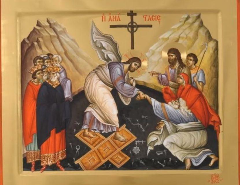Predica Părintelui Ieronim la Sfintele Paști – 4 mai 2021