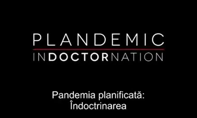 Plandemia planificată. Îndoctrinarea (documentar video de David E. Martin – 23 min.)