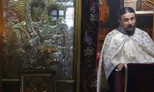 Rânduieli în biserică și în zile de sărbătoare – Pr. Ieronim – 7 mai 2021