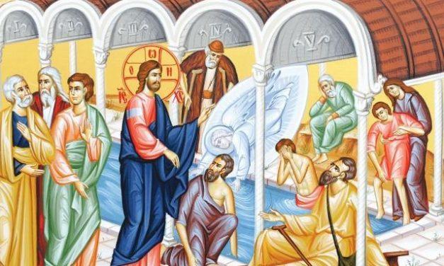 Predica Părintelui Andrei la Duminica vindecării slăbănogului de la Vitezda – 23 mai 2021