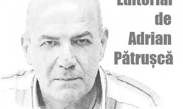 Adrian Pătrușcă: Vremea COVID nu s-a terminat: Evul Întunecat de-abia începe