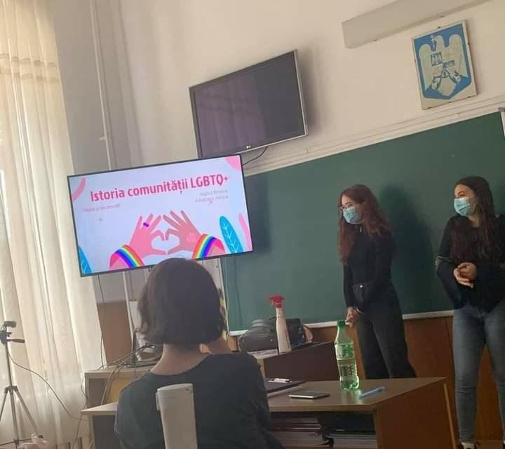 """Propagandă LGBT în școlile copiilor românilor """"ortodocși""""…"""