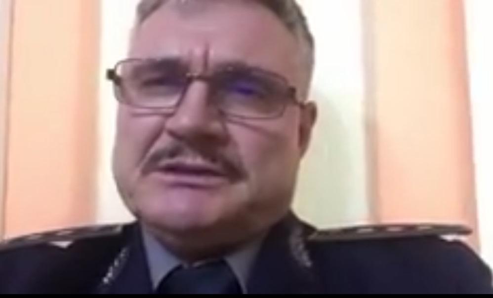 Apel disperat al unui fost comisar-șef în rezervă al Poliției Române de frontieră (video)