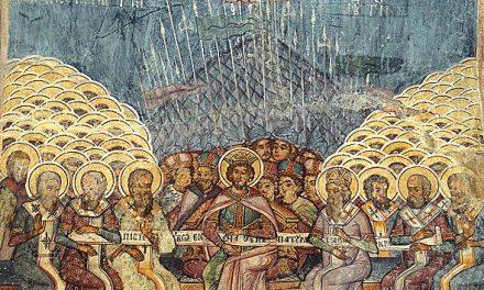 Predica Părintelui Antonie la Duminica a VII-a după Paști (a Sf. Părinți de la Sinodul I Ecumenic) – 13 iunie 2021
