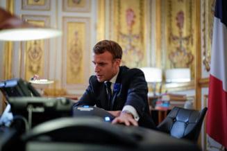 """Președintele Franței, Emmanuel Macron cere o """"bătălie a civilizațiilor"""" cu țările din estul Europei care limitează drepturile homosexualilor"""