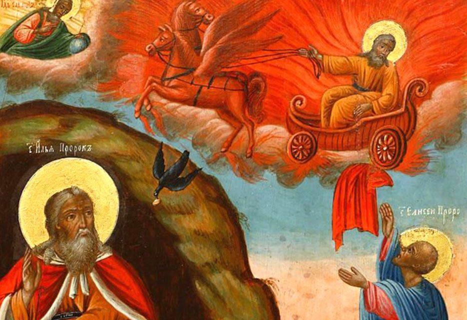 Predica Părintelui Ieronim la praznicul Sfântului Ilie – 20 iulie 2021