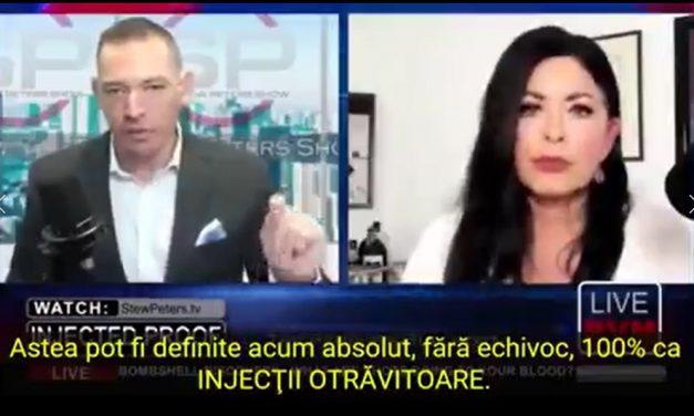 Injecțiile cu otravă… Cum arată sângele celor injectați ! Tăcerea ta înseamnă complicitate la GENOCID !!! Mărturisește adevărul !!! (video)