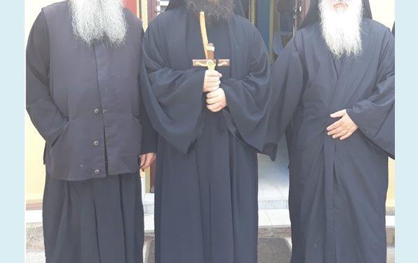 Părinții din Sfântul Munte Athos explică de ce au întrerupt comuniunea cu Părintele Ciprian Staicu (video)