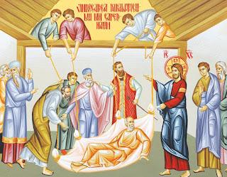 Predica Părintelui Antonie la Vindecarea slăbănogului din Capernaum – 1 august 2021
