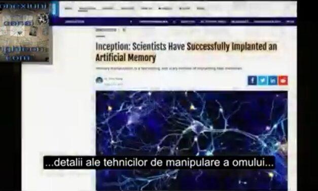 Tehnici de manipulare și control – Pecetea lui Antihrist (video)
