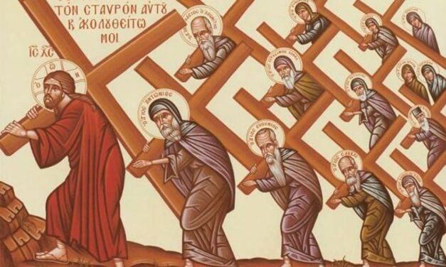 Predica Părintelui Ieronim la Duminica după Înălțarea Sfintei Cruci (Luarea Crucii și urmarea lui Hristos) – 19 septembrie 2021