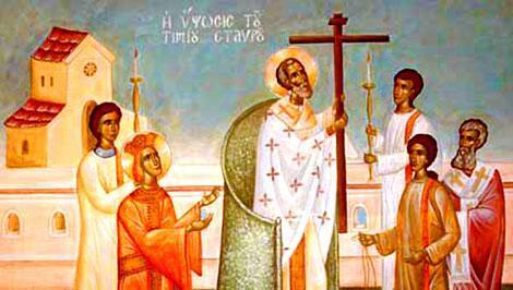 Predica Părintelui Ieronim la duminica dinaintea Înălțării Sfintei Cruci – 12 septembrie 2021