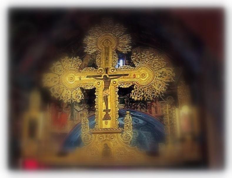 Predica Părintelui Antonie la duminica dinaintea Înălțării Sfintei Cruci – 12 septembrie 2021