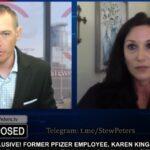 """Karen Kingston – fostă angajată Pfizer confirmă: """"Da, există oxid de grafen în vaccinul corona."""""""
