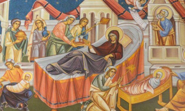 Predica Părintelui Ieronim la nașterea Maicii Domnului – 8 septembrie 2021