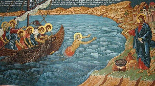 Predica Părintelui Antonie la Duminica a XVIII-a după Pogorârea Sfântului Duh – Pescuirea minunată – 26 septembrie 2021
