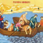 Predica Părintelui Andrei la Duminica a XVIII-a după Pogorârea Sfântului Duh – Pescuirea minunată – 26 septembrie 2021