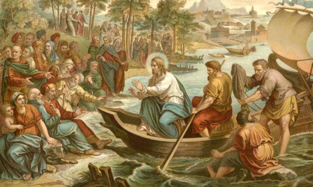 Predica Părintelui Ieronim la Duminica a XVIII-a după Pogorârea Sfântului Duh – Pescuirea minunată – 26 septembrie 2021