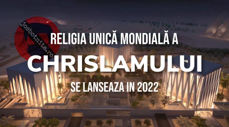 Ecumenism la paroxism: Noua Religie Mondială se lansează în colaborare cu Papa Francisc și liderul musulman sunnit, șeicul Ahmen al-Tayeb
