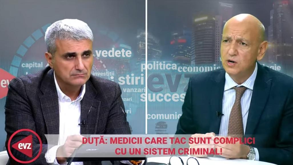 """""""Medicii care tac sunt complici cu un sistem criminal."""" – Dr. Lucian Duță (video)"""